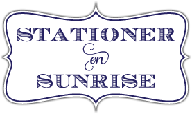 Stationer On Sunrise Logo